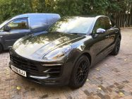 Car valeting for Porsche Macan GTS