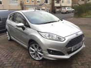 Car valeting for Ford Fiesta