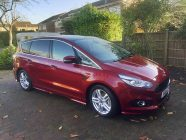 Ford S Max car valet Yorkshire