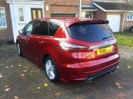 Detailing and valeting for Ford S Max