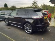 Detailing and valeting for Ford Edge