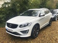 Car valeting for Volvo XC60