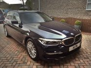 BMW 540i car protection West Yorkshire