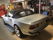 Car valeting for Porsche 944