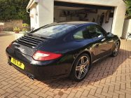 Porsche 911 car detailing South Yorkshire