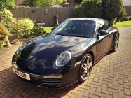 Porsche 911 car valeting service Sheffield