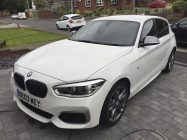 BMW 135i car valet Doncaster