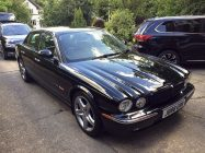 Jaguar XJ8 car protection West Yorkshire