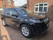Detailing and car valet for Land Rover Discovery
