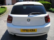 BMW 116i car protection Doncaster