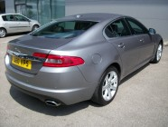 Valeting and detailing for Jaguar XF