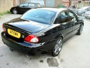Jaguar X Type direct valeting South Yorkshire
