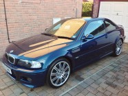 BMW M3 vehicle detailing South Yorkshire