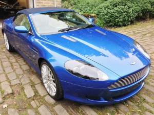 Detailing by Reflect on an Aston Martin DB9