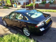 Saab 9-3 car protection Doncaster