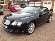Bentley GTC car protection Doncaster
