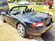 Detailing and valeting for Mazda MX5