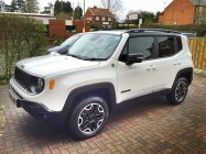 Jeep Renegade car valeting service Doncaster