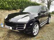 Porsche Cayenne car protection South Yorkshire