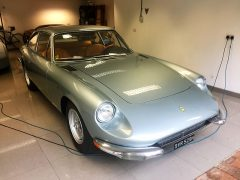 Ferrari 365 GT car detailing South Yorkshire