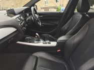 BMW 530d car valeting service South Yorkshire