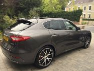 Maserati Levante car protection West Yorkshire