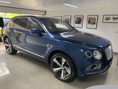 Valeting and detailing for Bentley Bentayga