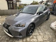 Detailing and valeting for Lexus 300h