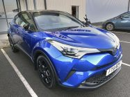 Detailing and car valet for Toyota CHR