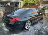 BMW 640 car protection West Yorkshire